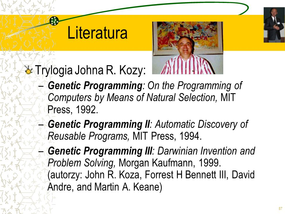 Literatura Trylogia Johna R. Kozy: