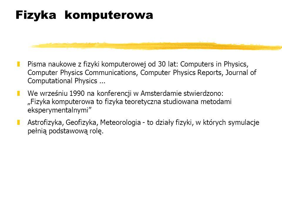 Fizyka komputerowa