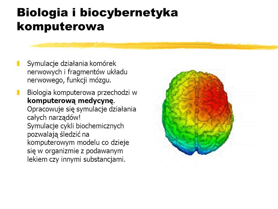 Biologia i biocybernetyka komputerowa
