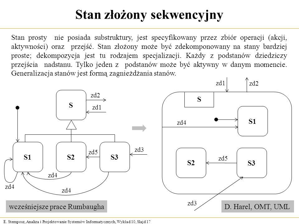 Stan złożony sekwencyjny