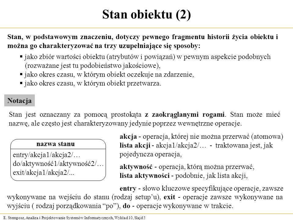 Stan obiektu (2)