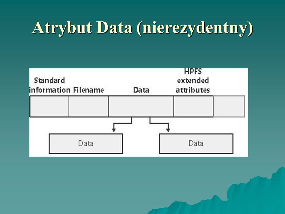 Atrybut Data (nierezydentny)
