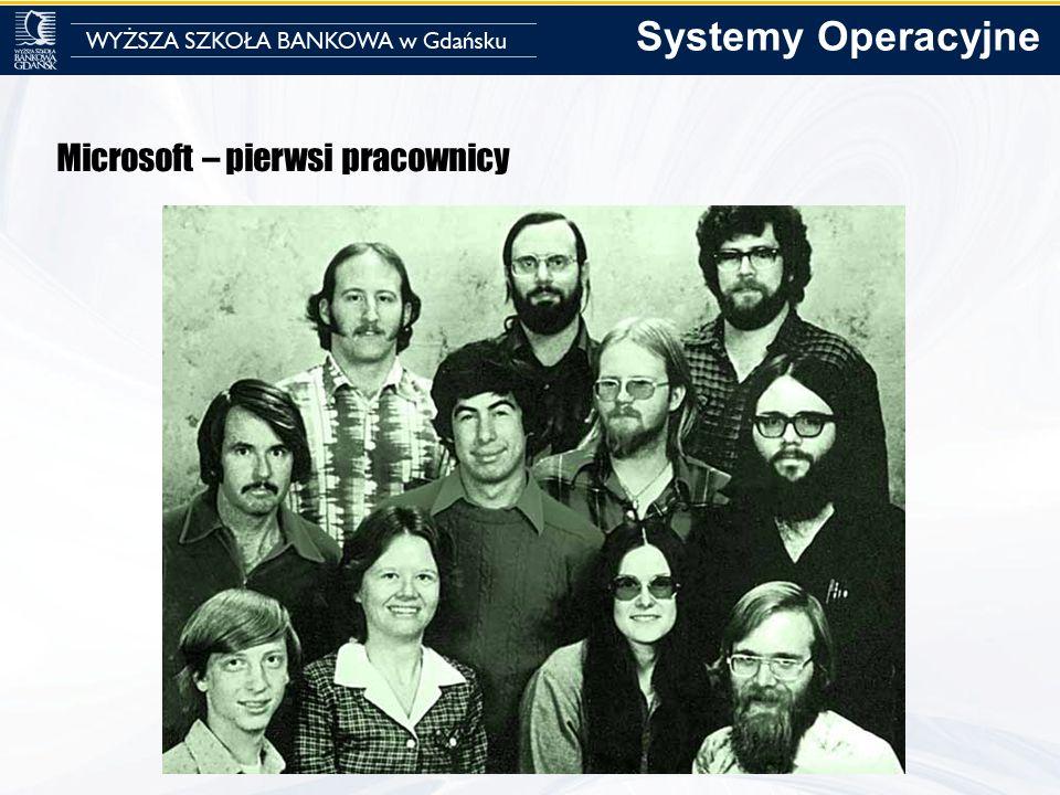 Systemy Operacyjne Microsoft – pierwsi pracownicy