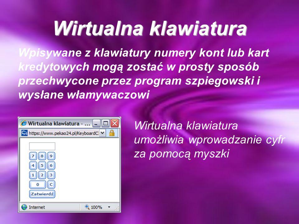 Wirtualna klawiatura