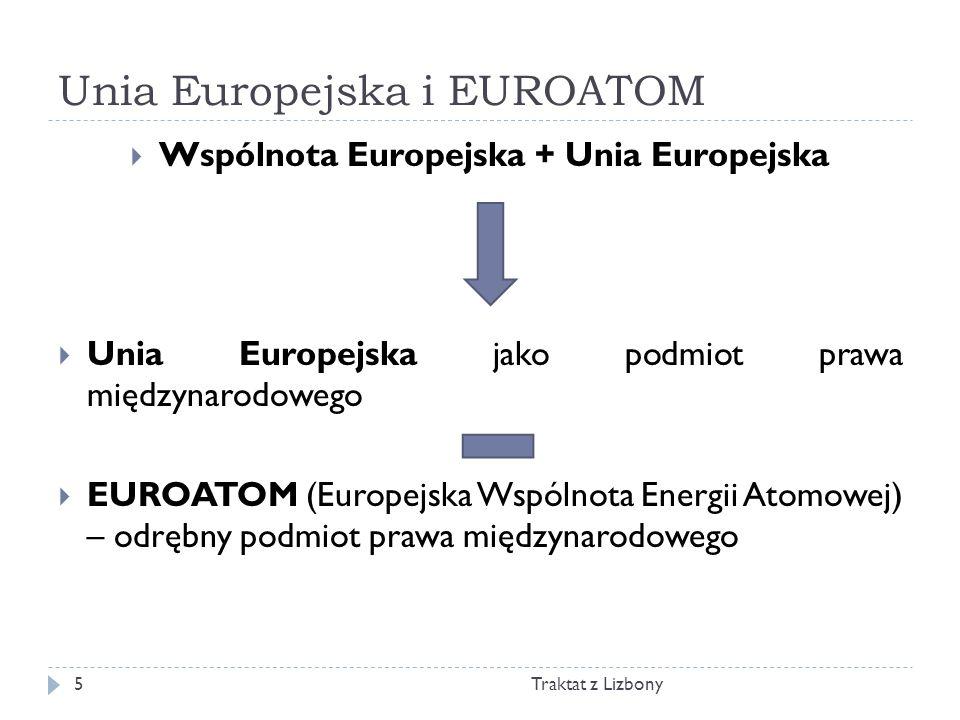 Unia Europejska i EUROATOM