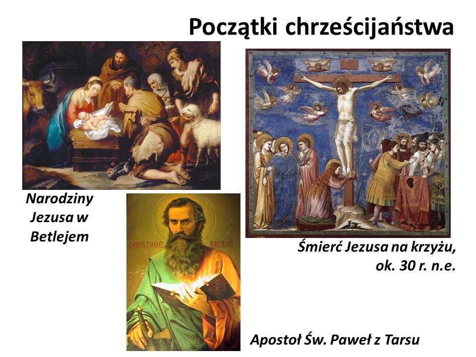 Początki chrześcijaństwa