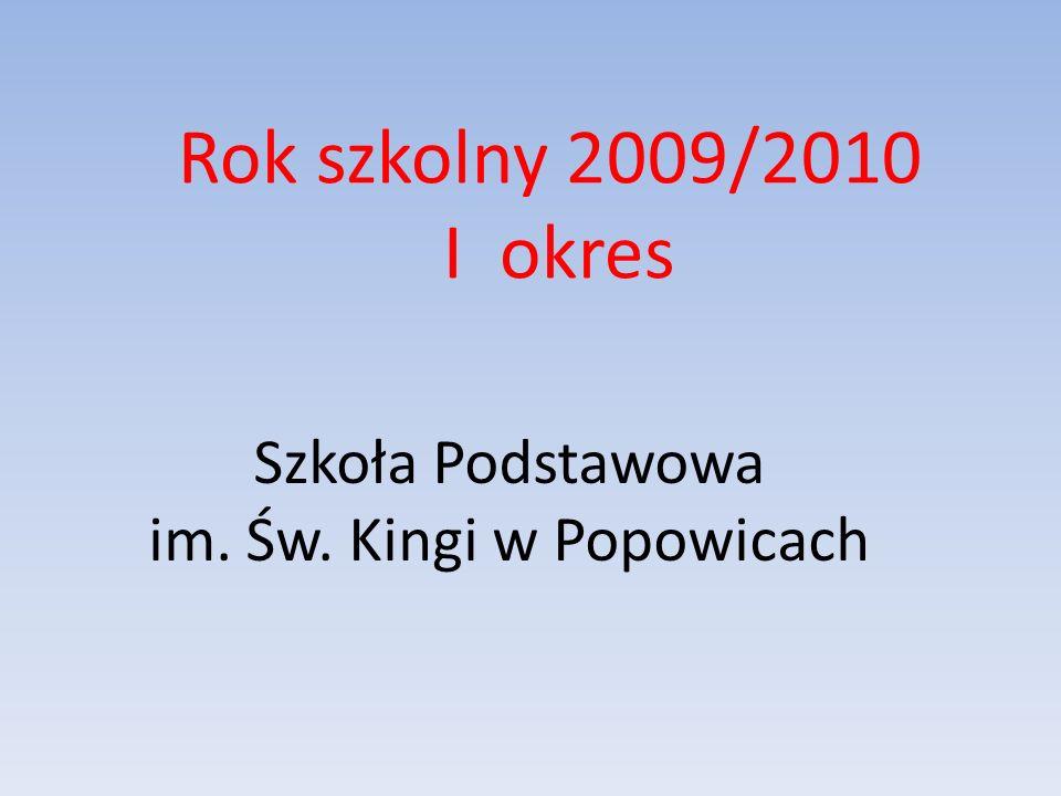 Szkoła Podstawowa im. Św. Kingi w Popowicach