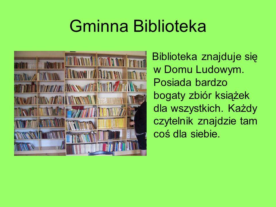 Gminna Biblioteka