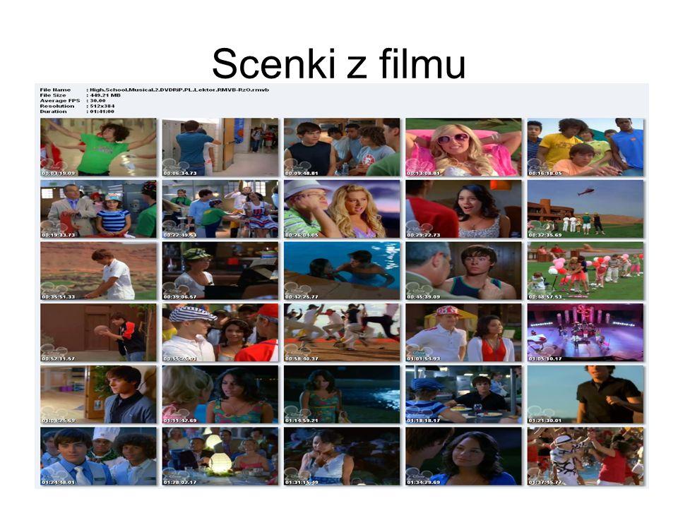 Scenki z filmu