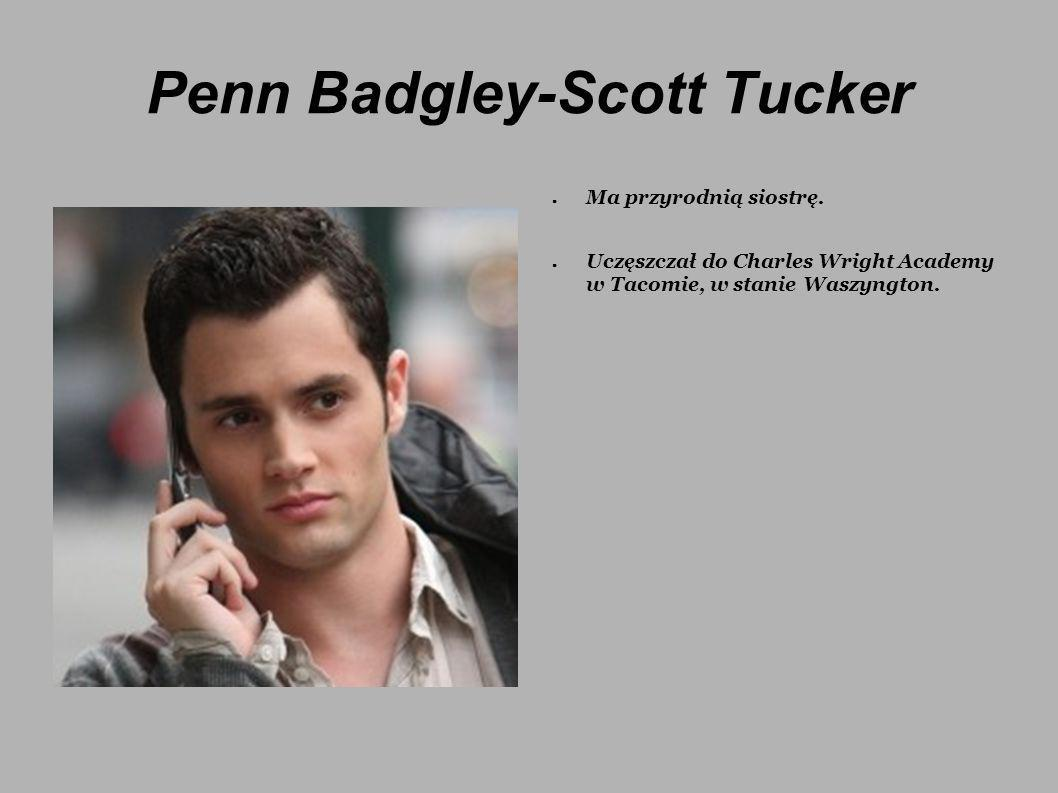 Penn Badgley-Scott Tucker