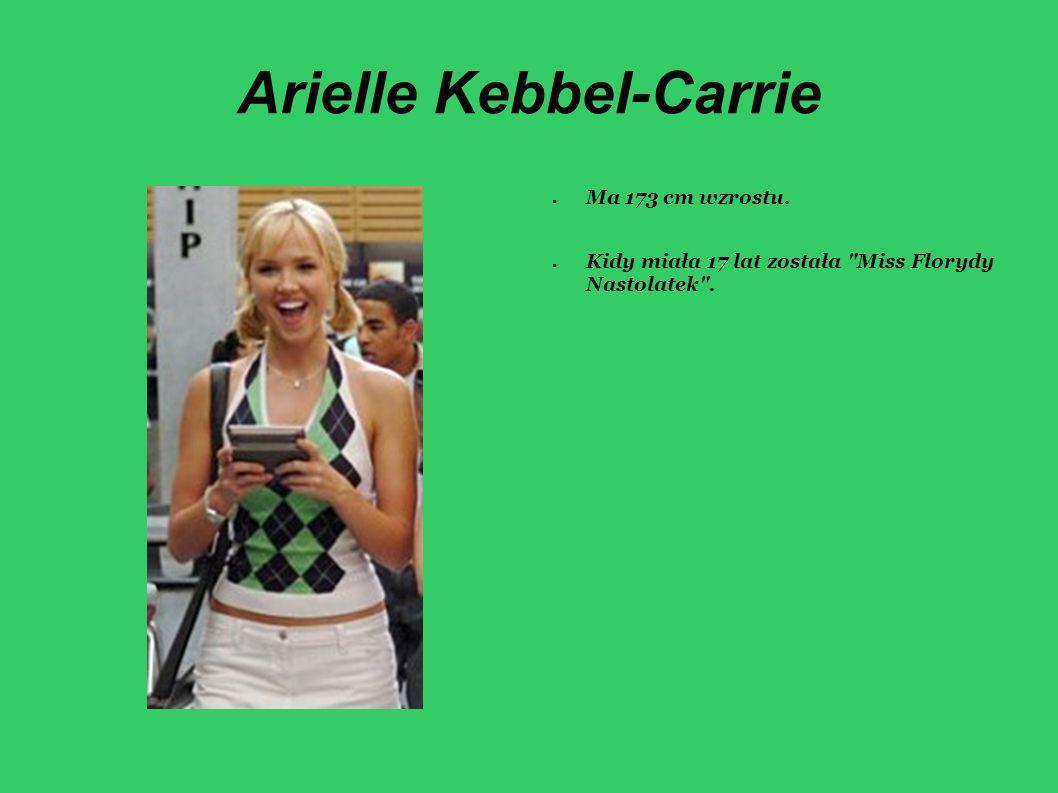Arielle Kebbel-Carrie