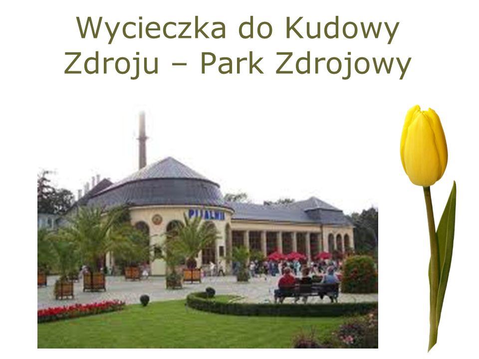 Wycieczka do Kudowy Zdroju – Park Zdrojowy