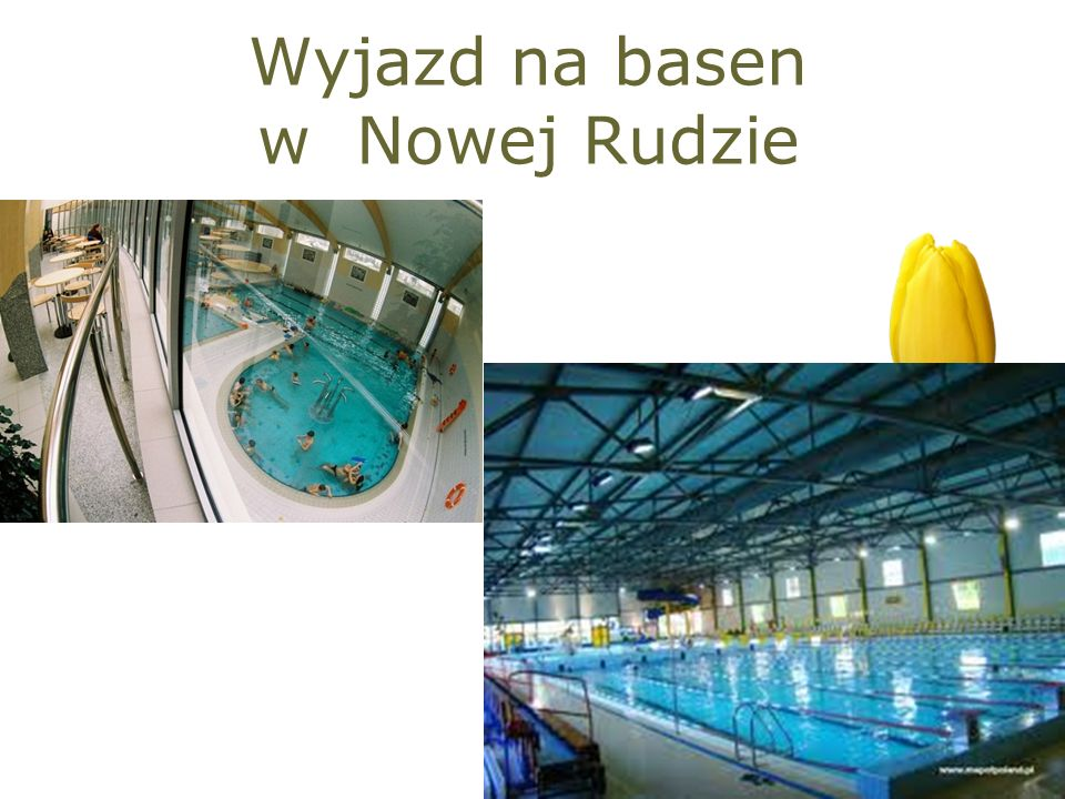 Wyjazd na basen w Nowej Rudzie