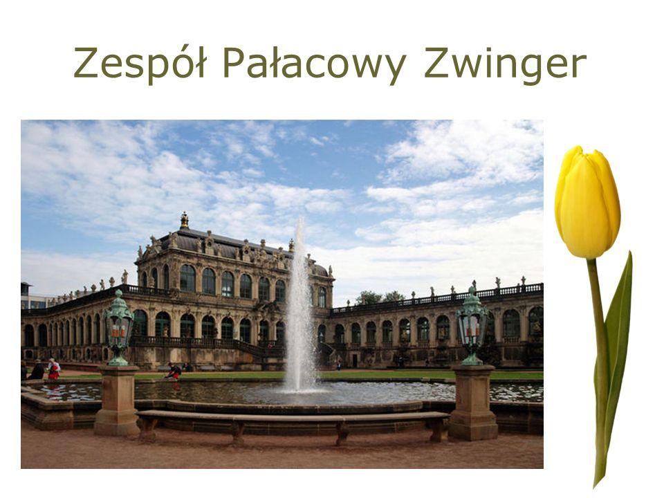 Zespół Pałacowy Zwinger