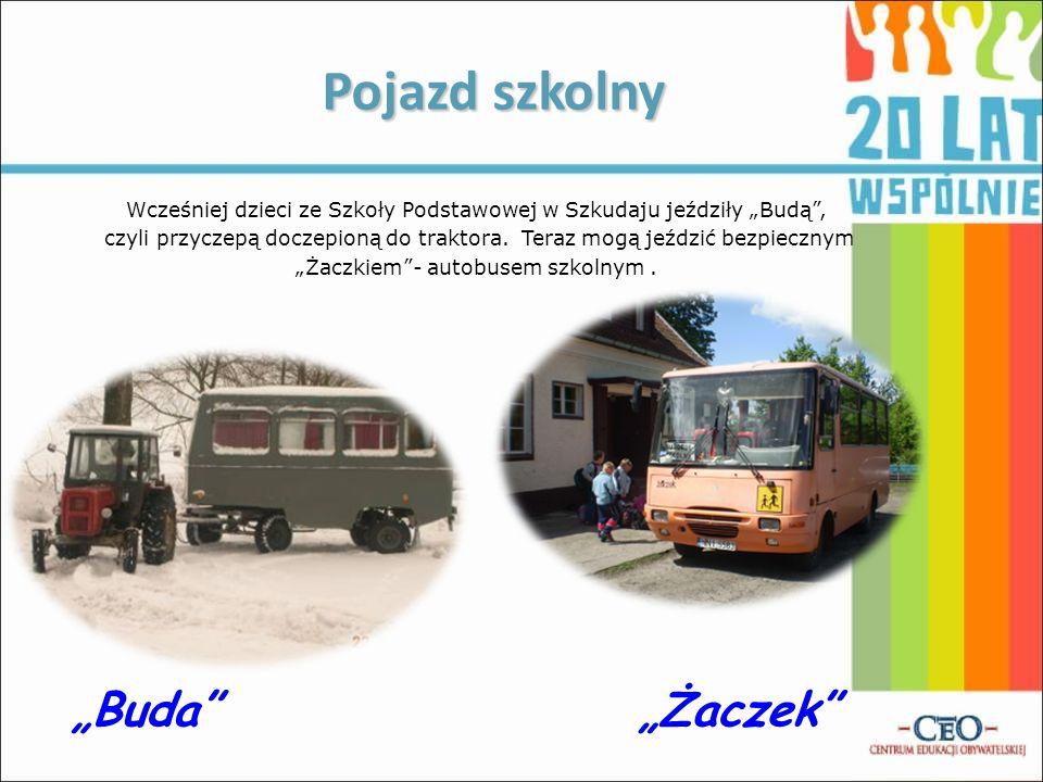 """Pojazd szkolny """"Buda """"Żaczek"""