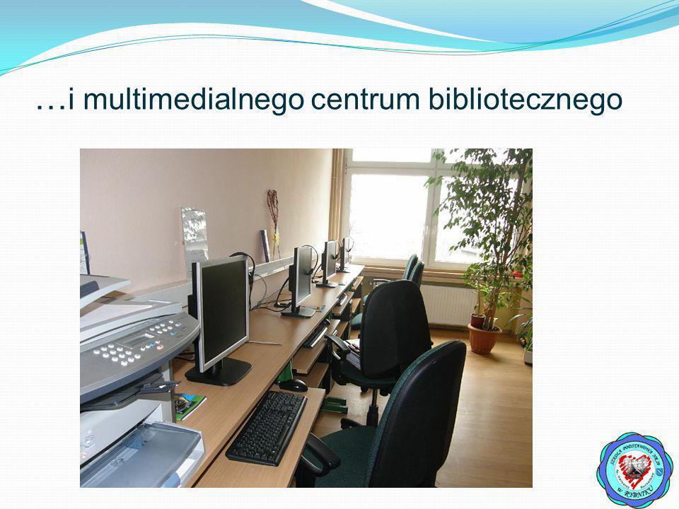 …i multimedialnego centrum bibliotecznego