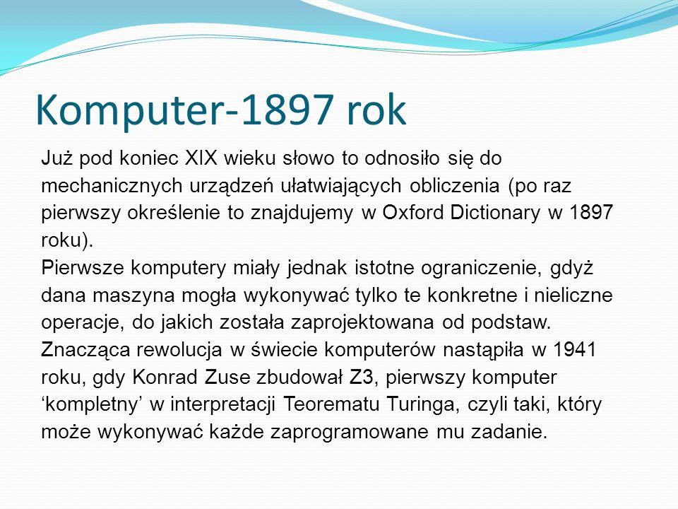 Komputer-1897 rok