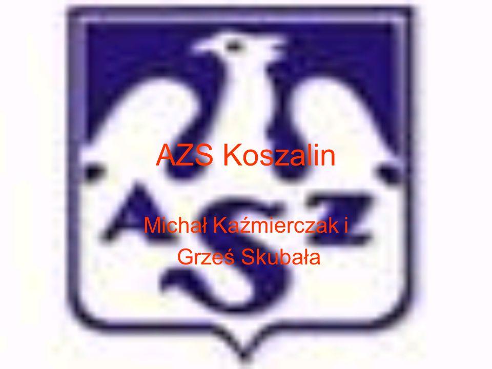 Michał Kaźmierczak i Grześ Skubała