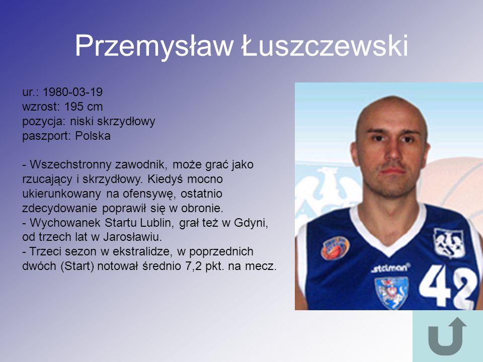 Przemysław Łuszczewski