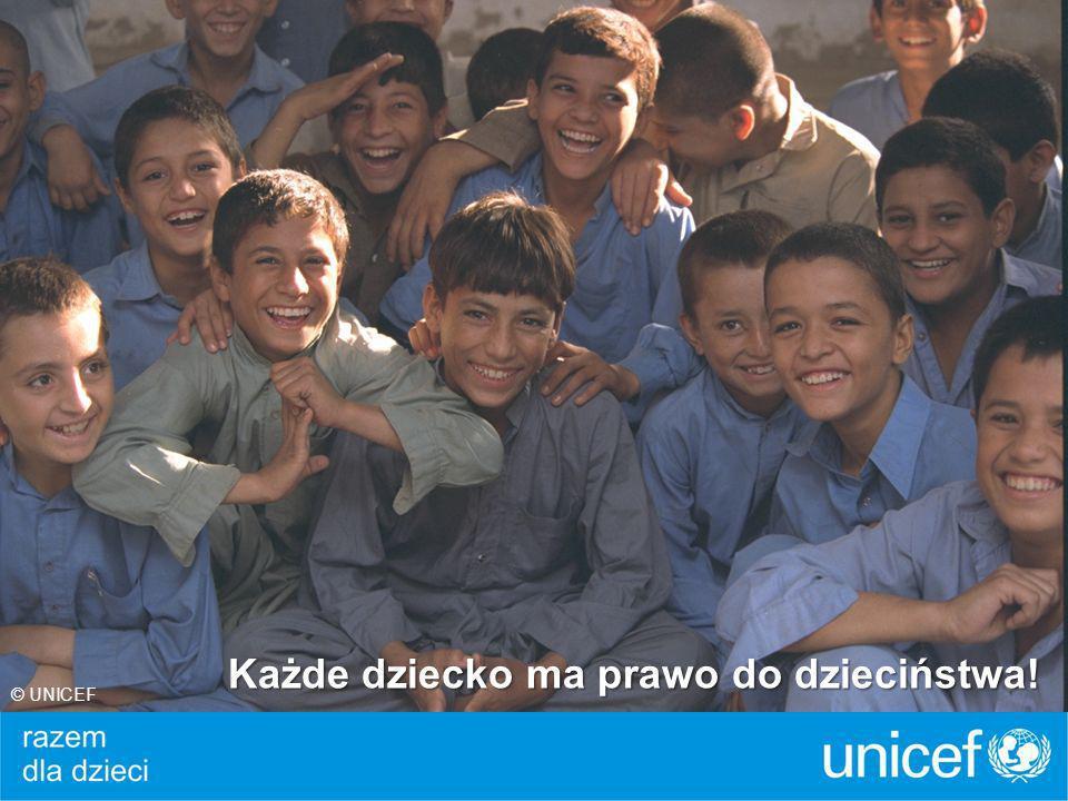 Każde dziecko ma prawo do dzieciństwa!