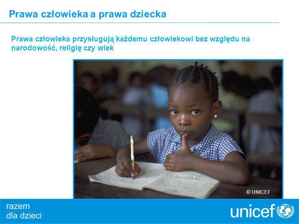 Prawa człowieka a prawa dziecka