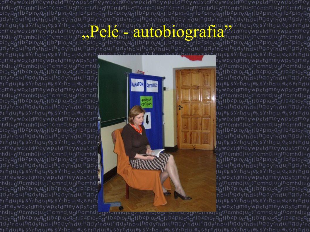 """""""Pelé - autobiografia"""