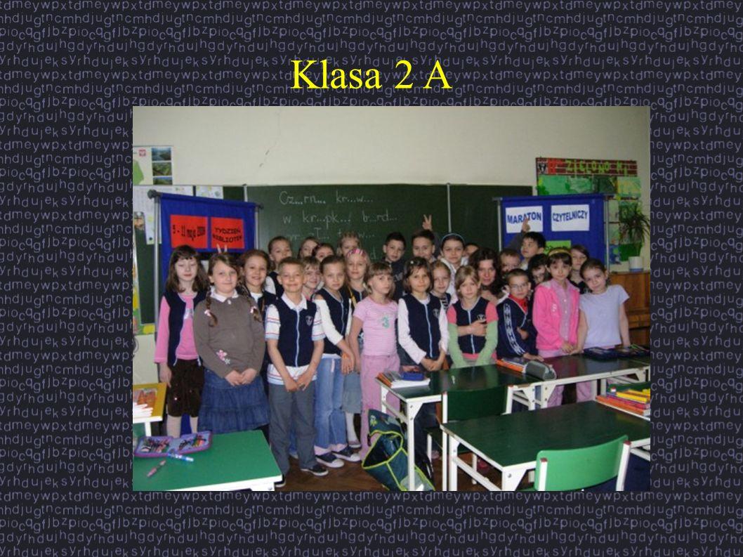 Klasa 2 A