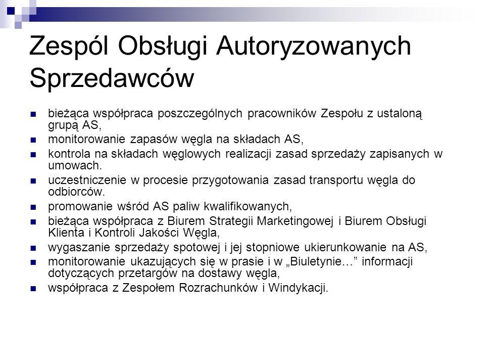 Zespól Obsługi Autoryzowanych Sprzedawców
