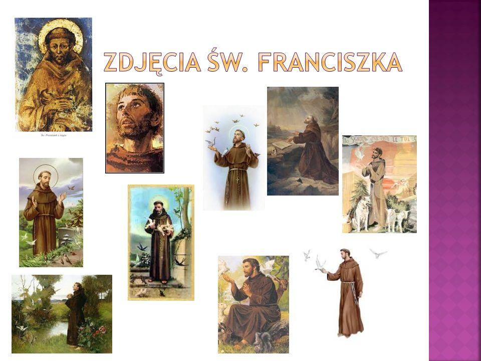Zdjęcia św. Franciszka