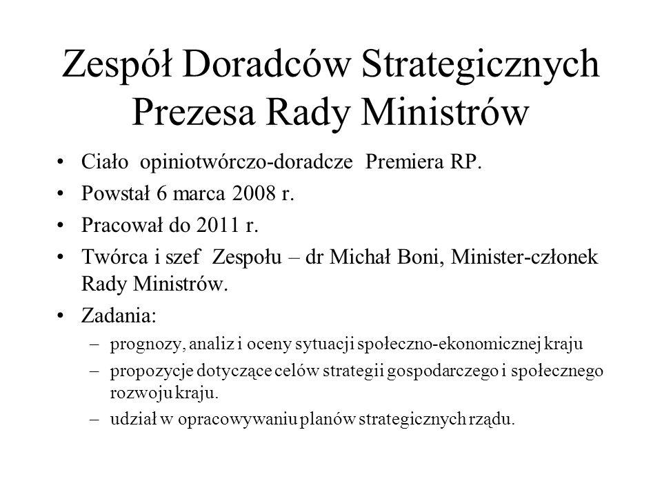 Zespół Doradców Strategicznych Prezesa Rady Ministrów
