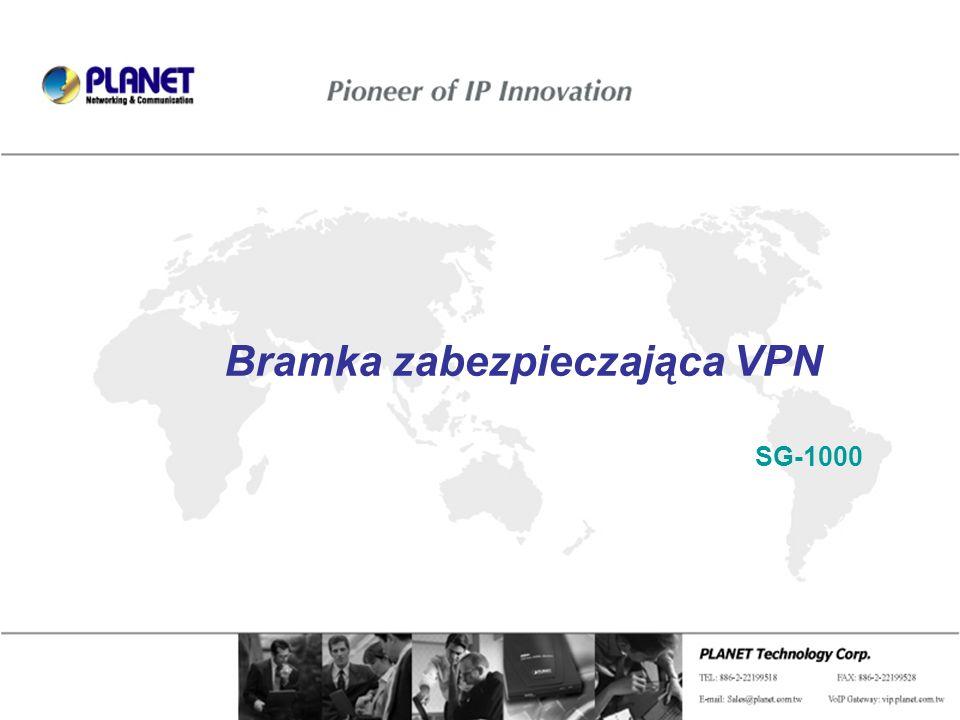 Bramka zabezpieczająca VPN