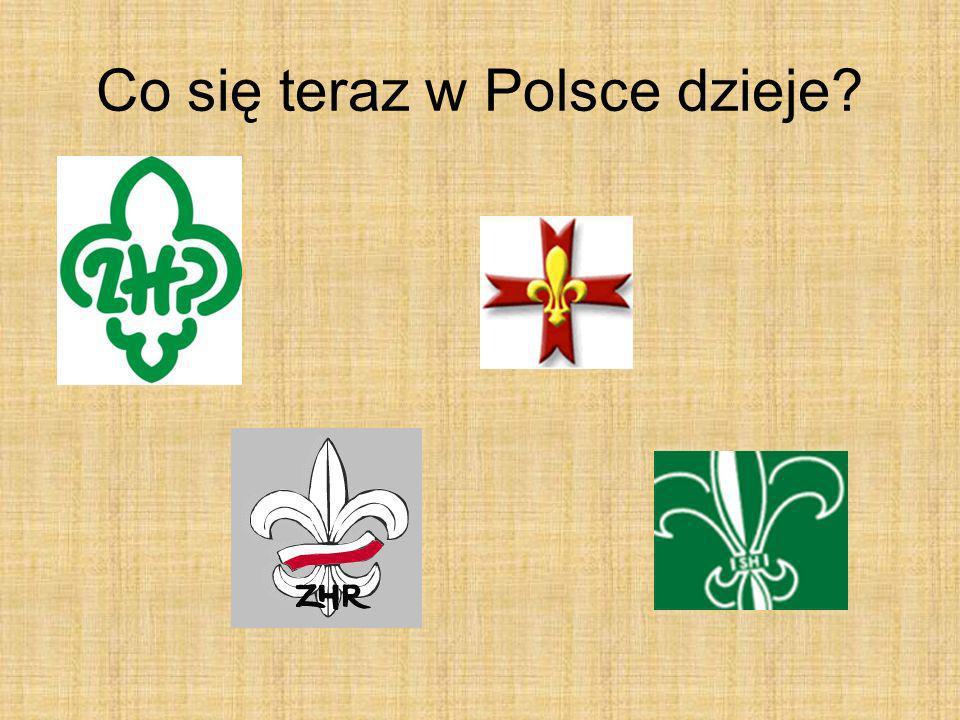 Co się teraz w Polsce dzieje