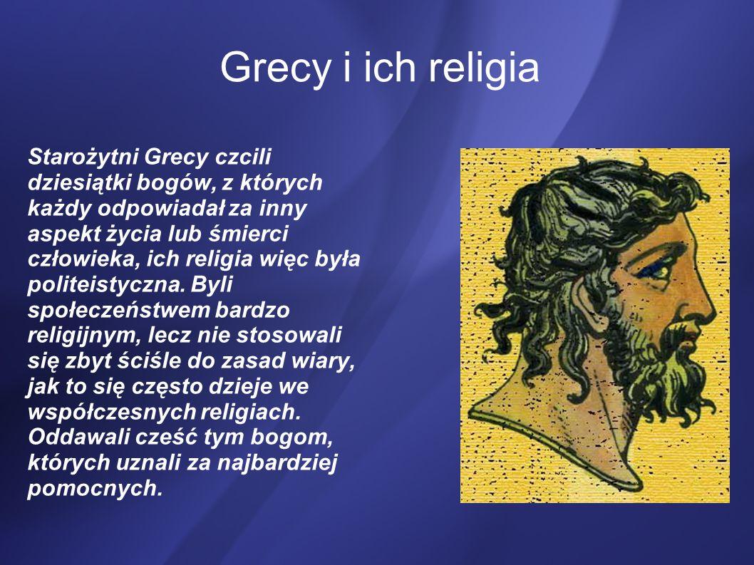 Grecy i ich religia