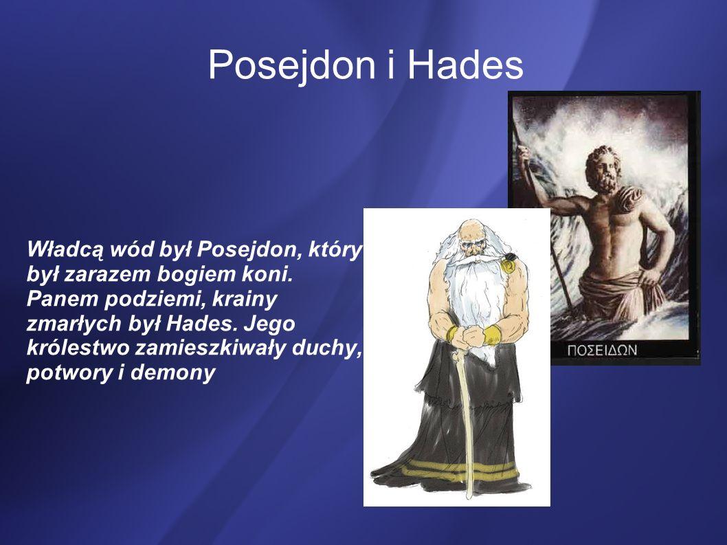 Posejdon i Hades