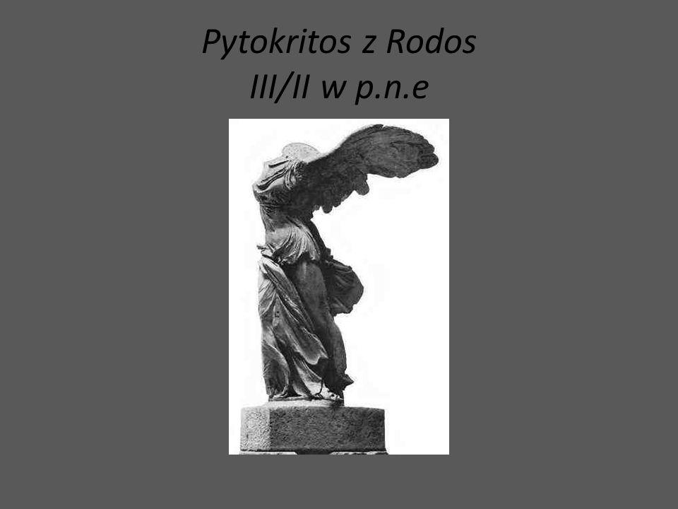 Pytokritos z Rodos III/II w p.n.e