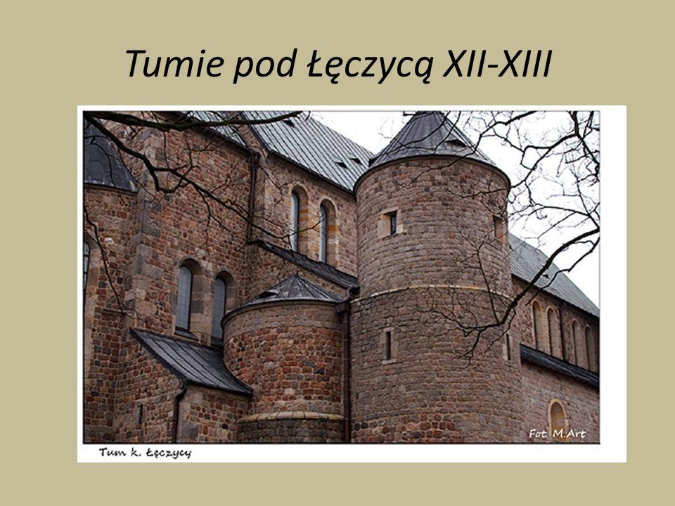 Tumie pod Łęczycą XII-XIII