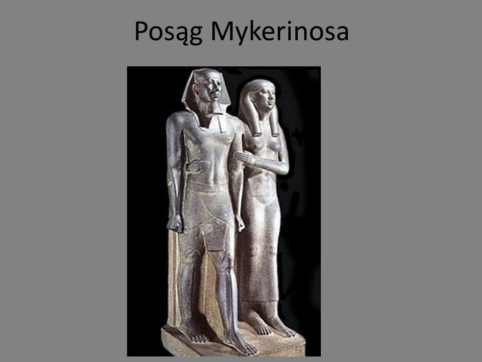 Posąg Mykerinosa