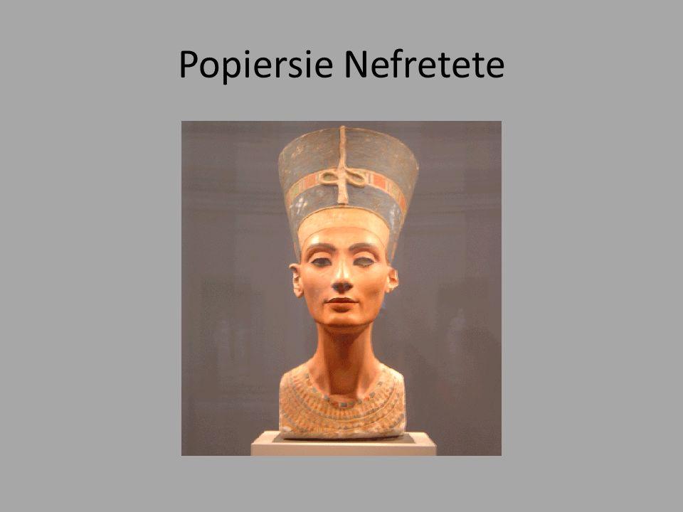 Popiersie Nefretete