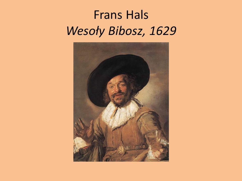 Frans Hals Wesoły Bibosz, 1629