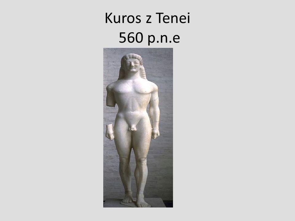 Kuros z Tenei 560 p.n.e