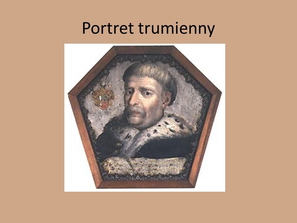 Portret trumienny