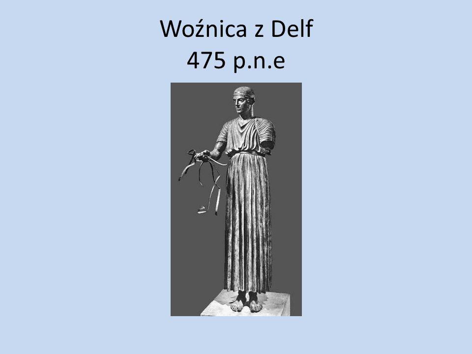 Woźnica z Delf 475 p.n.e