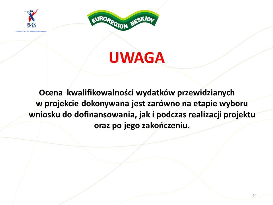 UWAGA