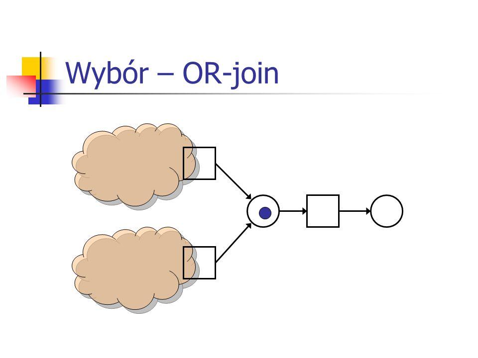 Wybór – OR-join