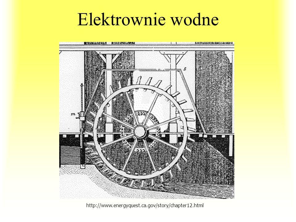 Elektrownie wodne http://www.energyquest.ca.gov/story/chapter12.html