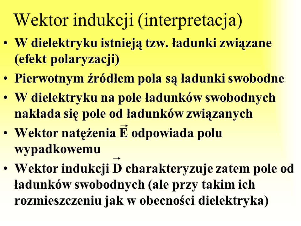 Wektor indukcji (interpretacja)