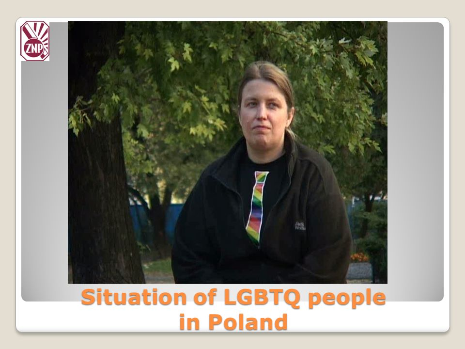 Situation of LGBTQ people in Poland