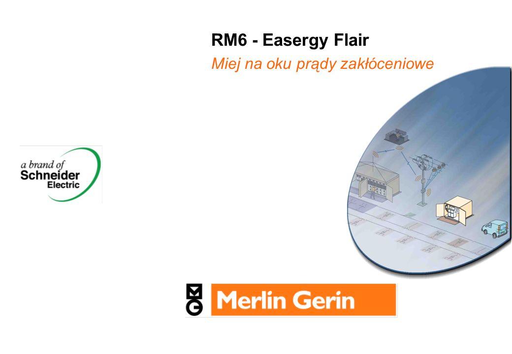 RM6 - Easergy Flair Miej na oku prądy zakłóceniowe