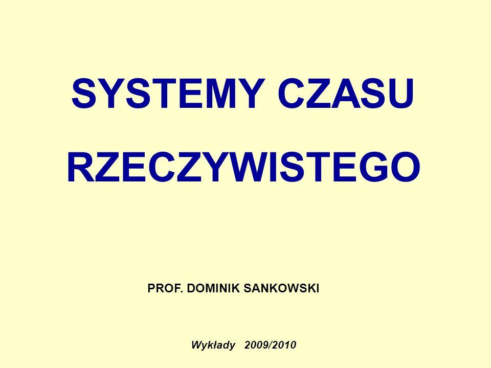 PROF. DOMINIK SANKOWSKI