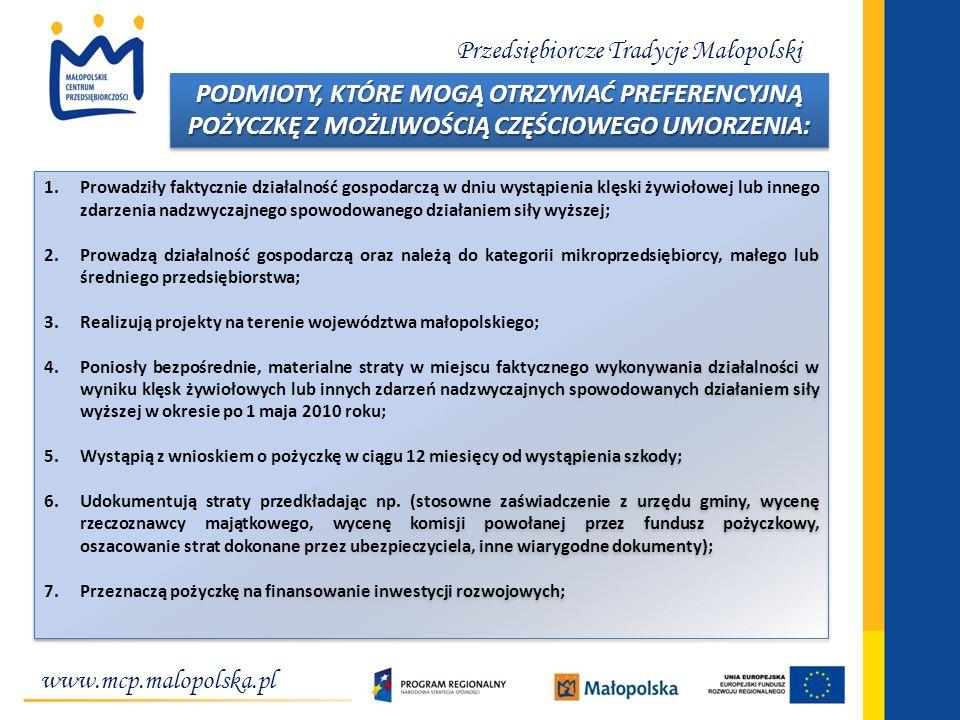 Przedsiębiorcze Tradycje Małopolski